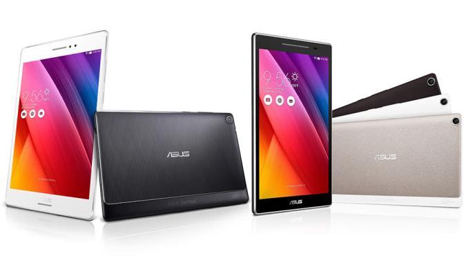 ASUS ZenPad S 8.0 has a sharp screen, slim body and plenty of RAM