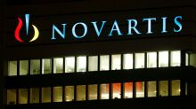 Novartis sales, profits rise in first quarter on COVID-19 buying rush