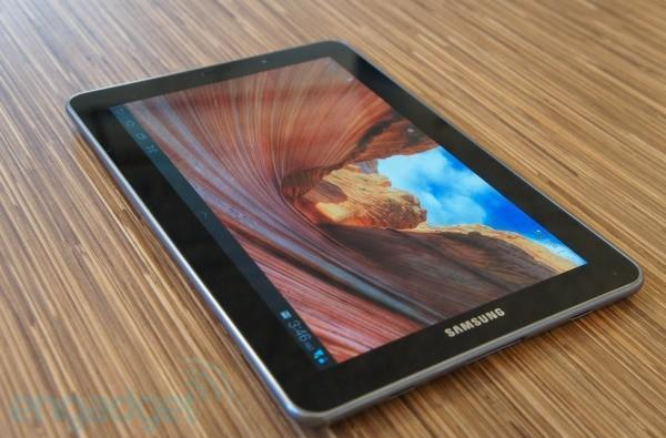 Samsung Galaxy Tab 7.7 review (global edition)