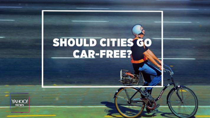 Should cities go car-free?