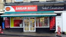 Last orders for Bargain Booze boss