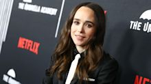 Ellen Page: 'Hate violence exists,' regardless of outcome in Jussie Smollett case