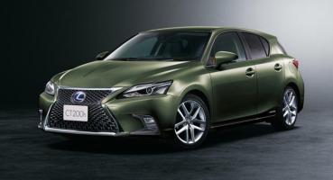 睽違 10 年的新一代!Lexus CT 將換上新動力與底盤
