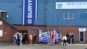 EFL hand Bury extension in bid to sell club