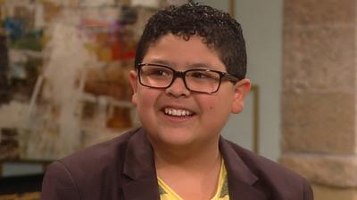 Rico Rodriguez Talks Being A Momma's Boy, Getting Starstruck And The Rastafarian Rico