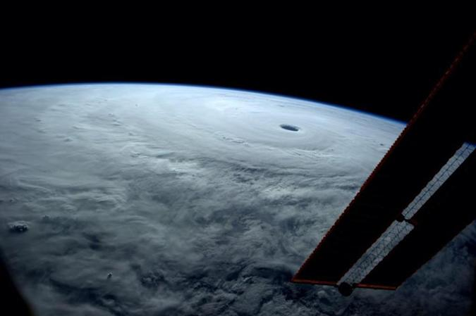 The Big Picture: A massive typhoon as seen from orbit