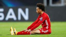 Sane back in Bayern squad after knee injury