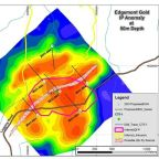 Edgemont Receives Multi-Year Area-Based Permit for Drilling at Dungate Copper/Gold Porphyry Project near Houston, B.C., Drilling Contractor Retained