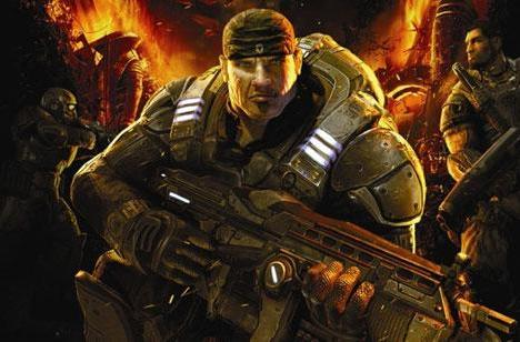 December Games with Gold freebies are Gears of War, Shoot Many Robots