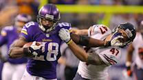 Adrian Peterson to shine during championship week