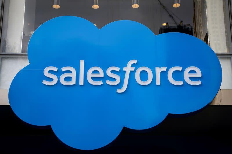 Salesforce cuts annual sales estimates on COVID-19 hit