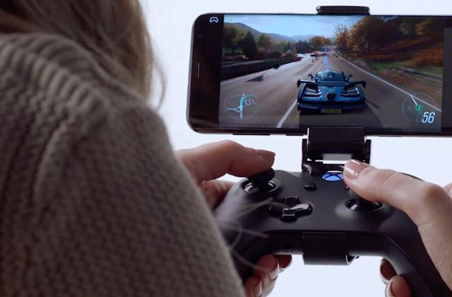 Microsoft will test xCloud game streaming in Korea next month