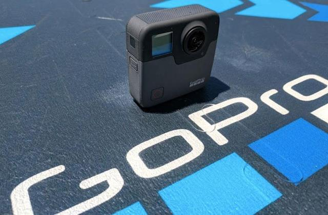GoPro's Fusion could make 360 video cool, if it nails the software