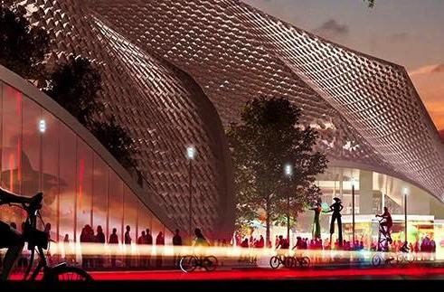 Inhabitat's Week in Green: Google's new HQ, folding bikes and fancy beehives