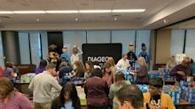 Diageo North America Employees Assemble 12,000 Care Packages For Deployed Military