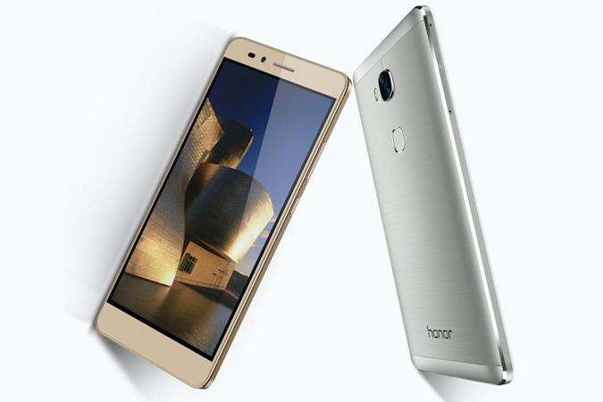 Huawei's first Honor phone for the US goes on sale January 31st