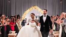 See All the Photos from Serena Williams' Perfect Wedding to Alexis Ohanian in New Orleans