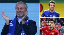 Rivals are jealous of Chelsea's spending spree, claims top agent Joorabchian