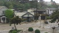 Capitola Village Flooded Again