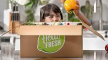 HelloFresh is sizzling as demand for recipe box kits send shares soaring 150% this year