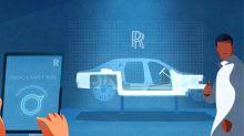 Nuevo teaser del Rolls-Royce Ghost 2021: con ingeniería avanzada