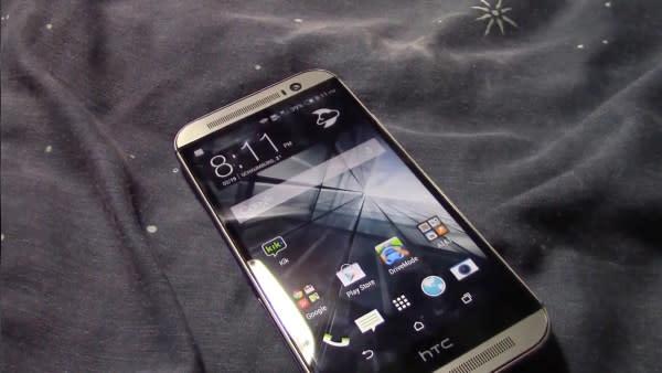 El nuevo HTC One/M8 desparrama sus interioridades en un vídeo de 12 minutos - ¡Sorpresa! Tiene microSD
