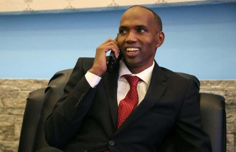 Somali Prime Minister Hassan Ali Kheyre has been ousted in a parliamentary no-confidence vote over the nation's 2021 election plans (AFP Photo/STRINGER)