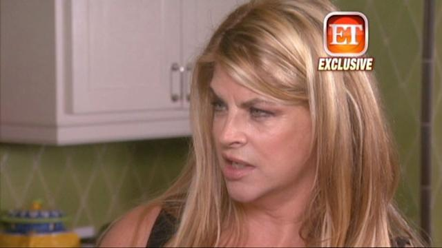 Kirstie Alley Slams Abercrombie and Fitch