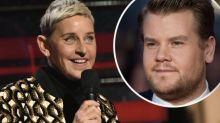 El escándalo acorrala a Ellen DeGeneres: un rumor señala a James Corden como posible reemplazo