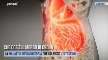 Che cos'è il morbo di Crohn