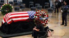 Dahleen Glanton: When it comes to honoring John Lewis, Donald Trump was no hypocrite