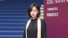 T-ara恩靜等出席時裝周 大方亮相端莊靚麗