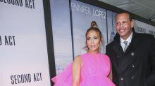 15 Times Alex Rodriguez Was Jennifer Lopez's Biggest Fan