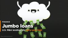 U.S. M&A lending hits early year high with jumbo loans