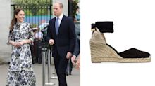 Kate Middleton and Meghan Markle adore these summer wedges — and they're on sale for $100