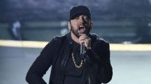 Al Pacino says he was 'dancing on the inside' to Eminem's Oscars performance