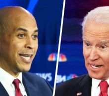 Booker Jabs Biden on Marijuana at the Democratic Debate: Are You High?