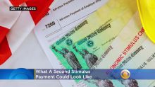 What A Second Stimulus Payment Could Look Like