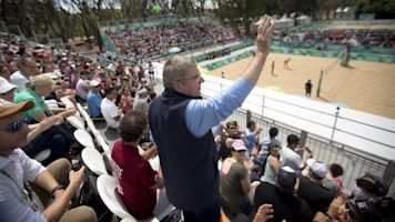 """Buenos Aires, """"candidata extremadamente fuerte"""" a ser sede de los Juegos Olímpicos de 2032"""