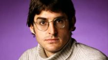Louis Theroux on his favourite outfit: 'This was a wool-cotton blend. I thought I looked quite roguish'