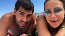 """Luana Piovani e Ofek Malka terminam namoro: """"O tempo e a distância foram cruéis"""""""