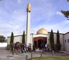 Muslims return to Christchurch mosque as NZ works to move on