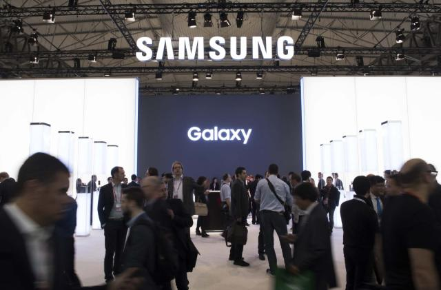 Live from Samsung's Galaxy S9 event at MWC 2018!