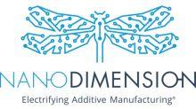 Nano Dimension Sells DragonFly Additive Manufacturing System to Istituto Italiano di Technologia
