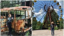Concerning tourist trend at Chernobyl site