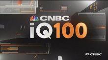Today's iQ100 leaders