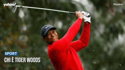Chi è Tiger Woods