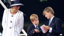 Prince William surprises well-wishers at vigil for Princess Diana's 58th birthday