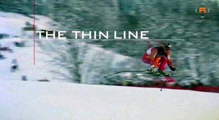 RUSH HD delivering HD documentary on downhill skiing