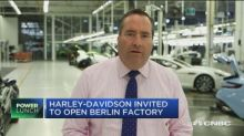 Harley-Davidson invited to open Berlin factory